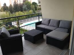 petit salon de jardin pour terrasse salon jardin terrasse inspiration pour jardin