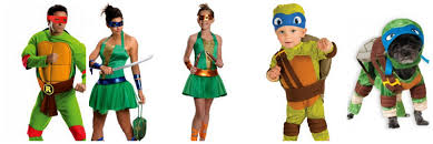 Ninja Turtle Womens Halloween Costumes 10 Halloween Costume Ideas Families Aol Lifestyle