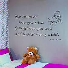 Winnie The Pooh Wall Decals For Nursery Winnie The Pooh Wall Stickers Bedroom Nursery Winnie The