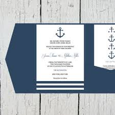 shop nautical wedding invitations on wanelo