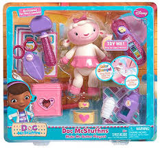 doc mcstuffins get better doc mcstuffins make me better playset lambie toys r us