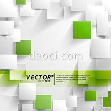 free vector time rectangular album cover background design
