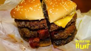 the great food hunt fat mo u0027s burgers youtube