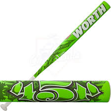 worth legit slowpitch softball bat 454 legit slowpitch softball bat sb4la
