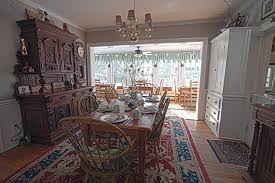 the dining room phineas swann bed and breakfast