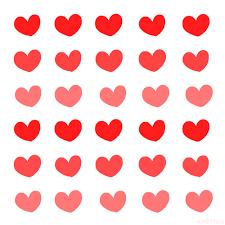 pattern animated gif small heart pattern animated gif find make share gfycat gifs