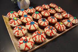 halloween cupcakes crazy eyeballs youtube