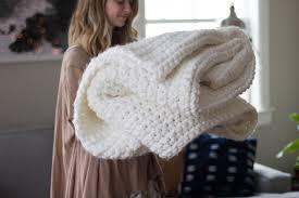 always rooney learn to crochet chunky blanket
