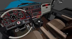 dealer kenworth kenworth w900b long 0 9 1 3 american truck simulator mod ats mod