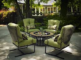 Patio Spring Chair by Wrought Iron Chat Tubs Fireplaces Patio Furniture Heat U0027n