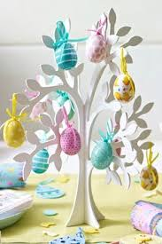 Printable Easter Tree Decorations by Hand Painted Easter Pinecone Decoration By Sheilasgardengirls