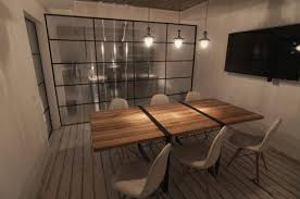 Industrial Office Desks by Awesome Modern Industrial Office Furniture Photos Home Ideas