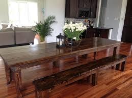 10 ft farmhouse table farmhouse table farmhouse table dark walnut and dark walnut stain