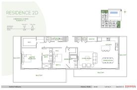 aventura parksquare 2d floor plan 2 bedroom 2 5 bathroom