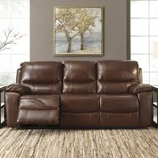 Brown Leather Recliner Sofa Red Barrel Studio Boehme Leather Reclining Sofa U0026 Reviews Wayfair