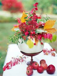 Beautiful Flower Decoration 42 Amazing Flower Decorations For A Thanksgiving Table Digsdigs