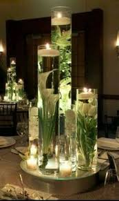 table centerpieces for weddings candle lighted centerpieces for wedding receptions 24 ideas