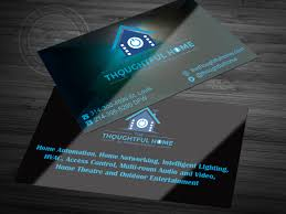 Business Cards St Louis Bold Serious Business Card Design For The Thoughtful Home By