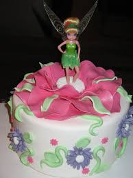 tinkerbell birthday cake tinkerbell cakes decoration ideas birthday cakes