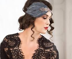 gatsby style hair great gatsby headband gatsby style dress downton abbey serre