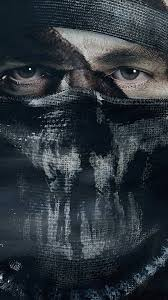 cod ghost mask merrick call of duty ghosts game soldier mask activision wallpaper