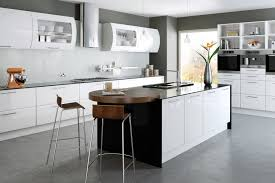 modern white gloss kitchen cabinets white slab kitchen with curved glass wall units modern kitchens