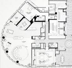 Trump S Penthouse Let U0027s Have A Look At The Floorplan For That Trump Penthouse
