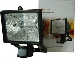 500 watt halogen light 500 watt halogen l safety kit and security diy electrical