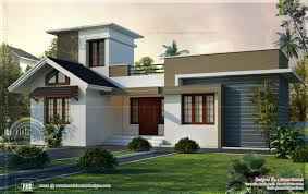 Green Home Design Kerala 1000 Square Feet Small House Design Kerala Home Design And Floor