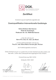 Helios Bad Saarow Herz Im Takt Kardiologie Im Helios Klinikum Bad Saarow