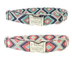 pet collars jewelry etsy