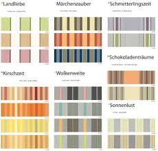 colori tende da sole la nuova collezione teatime di markilux tessuti
