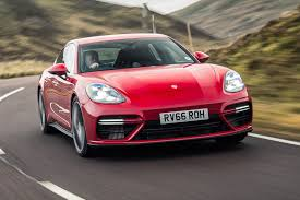 porsche panamera turbo 2017 review by car magazine