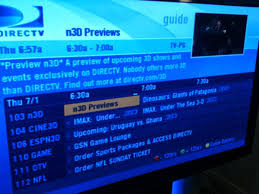 3d Programs On Tv Directv Launches 3 3d Channels But Is Anything On Nbc Bay Area