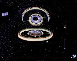 nasa space pictures stanford torus space settlement