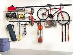 Garage Golf Bag Organizer - well equipped rubbermaid