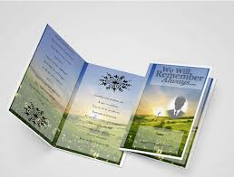 Cheap Funeral Programs Funeral Programs Funeral Program Templates Programs For Funeral