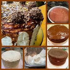 ferrero rocher cake bewitching kitchen