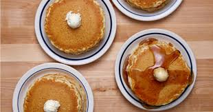 Get Free Pancakes At Participating All You Can Eat Ihop Pancakes Just 3 99 Hip2save