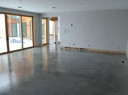 acid stain concrete floors stained countertops model homepainting