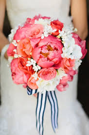 Wedding Flowers Blue And White 35 Prettiest Peony Wedding Bouquets Deer Pearl Flowers