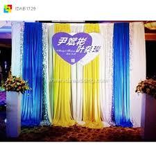 wedding backdrop on stage decoration wedding backdrop stage decoration backdrop design