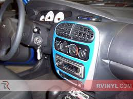 dodge neon 2000 2005 dash kits diy dash trim kit