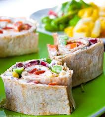 veggie rainbow wraps healthy kid friendly recipe