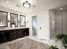 Bathroom Ceiling Light Ideas by Great Round Mirror Target Decorating Ideas Images In Bathroom