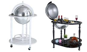 Globe Drinks Cabinet Disco Ball Bar Globes Groupon