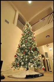 beautiful decoration 12 foot tree ge pre lit led