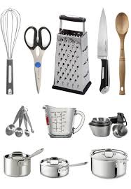 home essentials my top 20 must have kitchen tools kitchens apartments and essentials