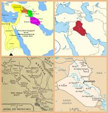 Ancient Mesopotamia Map Crafty Moms Share Exploring Mesopotamia Global Learning For Kids