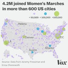 women s the women s marches may have been the largest demonstration in us